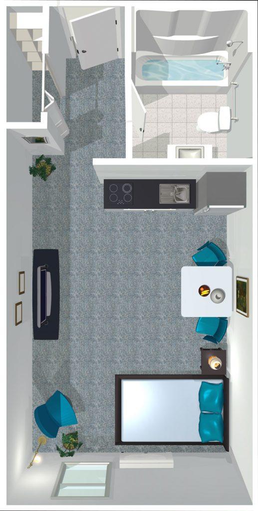 East Ridge Residence | Efficiency Studio