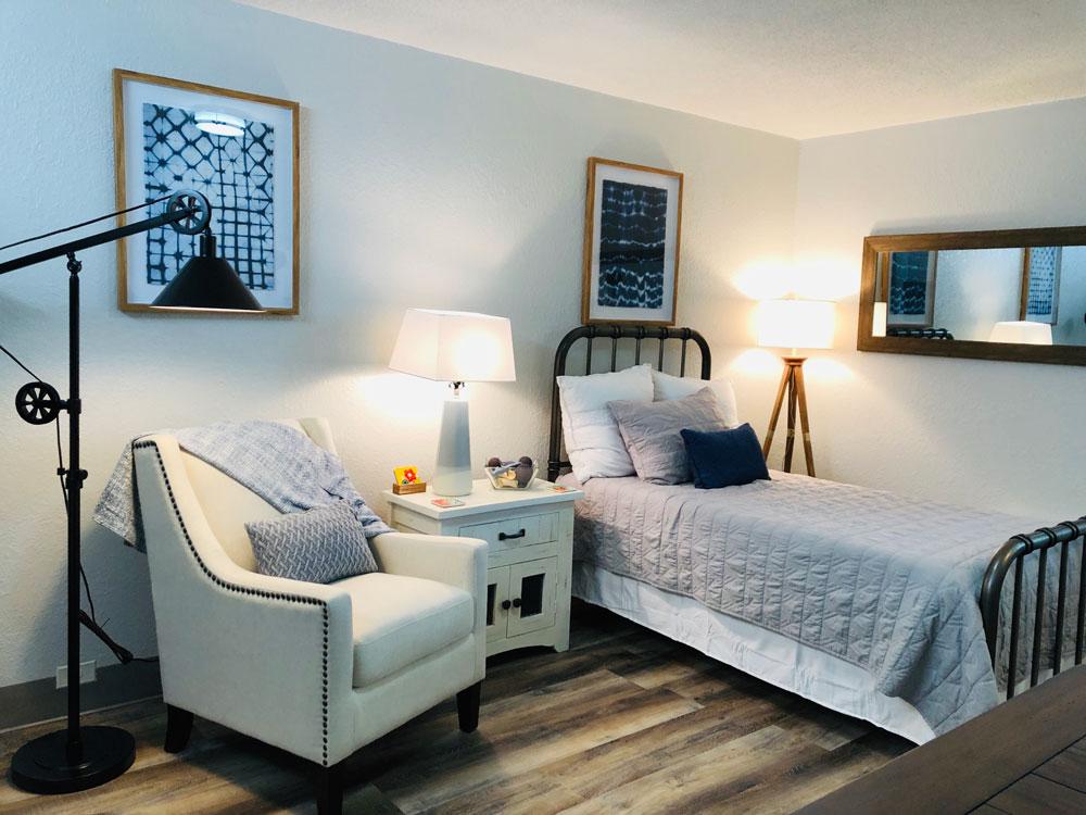 East Ridge Residence | Living Space